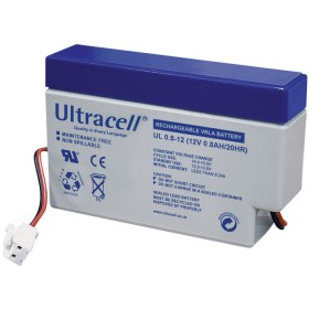 ULTRACELL 12V 0.8AH