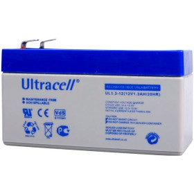 ULTRACELL 12V 1.3AH