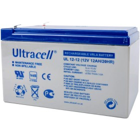 ULTRACELL 12V 12AH