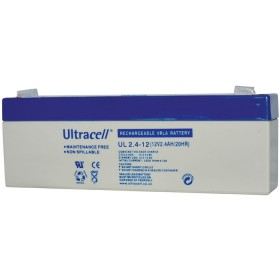 ULTRACELL 12V 2.4AH