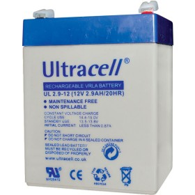 ULTRACELL 12V 2.9AH