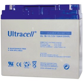 ULTRACELL 12V 18AH