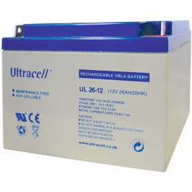 ULTRACELL 12V 26AH