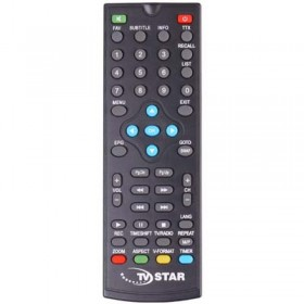 TV STAR REMOTE T2 517HD