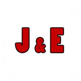 J & E